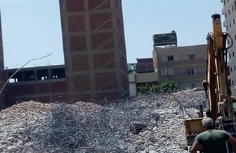 نائب محافظ القاهرة: تنفيذ 3 قرارات إزالة بمحور الفريق العرابي في حي السلام | صور