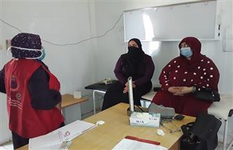 استئناف مبادرة «صحة المرأة» بالدقهلية مع اتخاذ الإجراءات الوقائية | صور