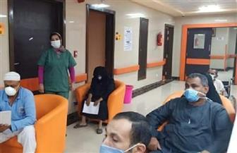 خروج 8 حالات تعافي من مستشفى إسنا جنوب الأقصر
