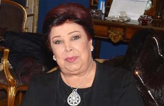 """في آخر تصريحاتها لـ """"بوابة الأهرام""""..رجاء الجداوي:""""محدش بيمشي إلا بأمر ربنا"""""""