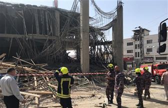 مقتل 4 عمال في انهيار مركز تسوق تحت الإنشاء في روسيا