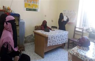 انطلاق مبادرة رئيس الجمهورية لدعم صحة المرأة المصرية للكشف المبكر عن أورام الثدي بالقصير | صور
