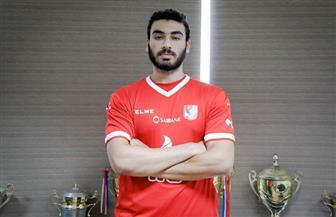محسن رمضان: أعشق الأهلي وحققت حلمي بارتداء الفانلة الحمراء