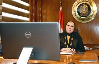 وزيرة التجارة: جار وضع اللائحة التنفيذية لقانون تنظيم التنمية الصناعية بمزيد من التيسيرات