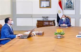الرئيس السيسي يوجه بمتابعة معدلات التنفيذ للمشروعات المستهدفة بالتمويل الأجنبي على نحو يعظم النتائج