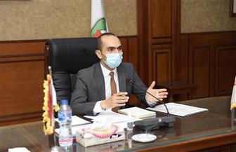 نائب محافظ سوهاج يترأس الاجتماع الرابع للجنة مراجعة تراخيص أعمال البناء | صور