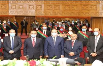 أعضاء النيابة الإدارية الجدد يؤدون اليمين القانونية أمام وزير العدل
