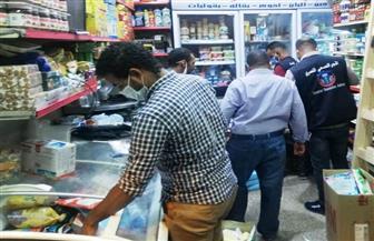 ضبط مخالفات في حملة أمنية على المقاهي والمطاعم بأسوان