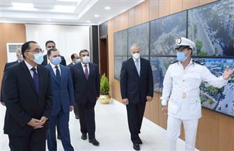 رئيس الوزراء يتفقد المقر الجديد للإدارة العامة لمرور الجيزة بمدينة 6 أكتوبر تمهيدا لافتتاحه