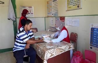 مسحات عشوائية للكشف عن فيروس سي داخل الوحدات الصحية ومراكز طب الأسرة في الدقهلية | صور
