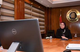 وزيرة التجارة تشارك في ندوة «المصرية اللبنانية» حول مستقبل الصناعة ودور الدولة في مساندة القطاع الإنتاجي