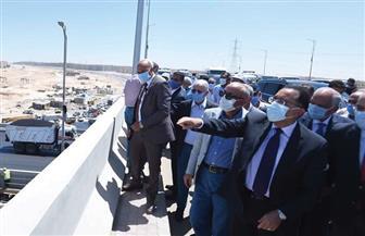 رئيس الوزراء: الانتهاء من الطريق الدائري الأوسطي قبل نهاية العام.. وننفذ محاور بالجيزة و6 أكتوبر