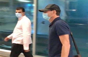 رينيه فايلر مدرب الأهلي يصل مطار القاهرة | صور
