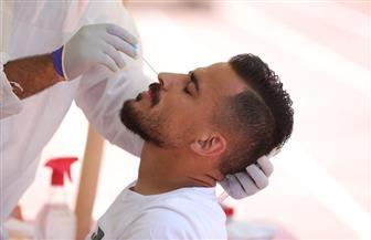 لاعبو المصرى يخضعون للمسحة الثالثة للكشف عن «كورونا»