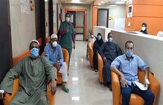 خروج 7 حالات من «عزل إسنا» جنوب الأقصر بعد الشفاء من «كورونا»