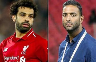 «ميدو»: محمد صلاح أفضل لاعب في تاريخ الكرة المصرية