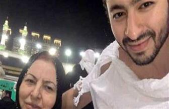 حمادة هلال ناعيا والدته: ربنا يفرحك على قد صبرك على مرضك