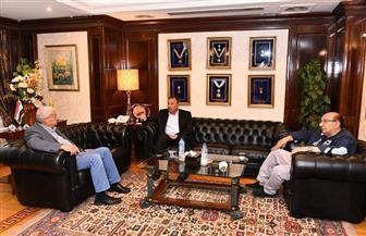 «الخطيب» يتفق مع رئيس المقاولون على تفاصيل انتقال «طاهر» إلى الأهلي