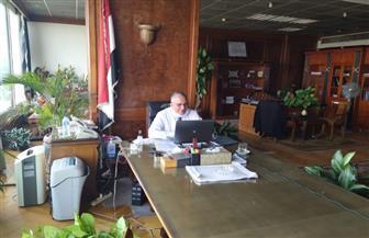 وزير الرى يوجه بالمتابعة المستمرة لمناسيب أعالي النيل ومعدلات سقوط الأمطار وسرعة إنهاء المشاريع القومية | صور
