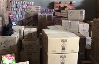 ضبط 291 عبوة دواء تخسيس ومكملات مهربة جمركيا بمقر إحدى الشركات بالقاهرة