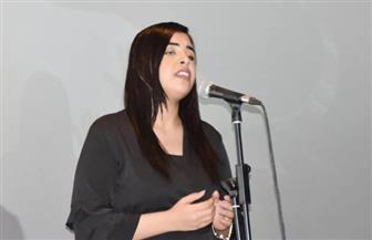 وزيرة الثقافة تتابع تصفيات المرحلة قبل النهائية من الدورة الخامسة لمسابقة الصوت الذهبي | صور