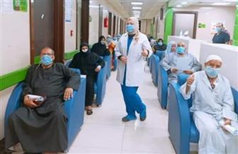 خروج 14 متعافيا من كورونا من مستشفى العزل بإسنا في الأقصر | صور