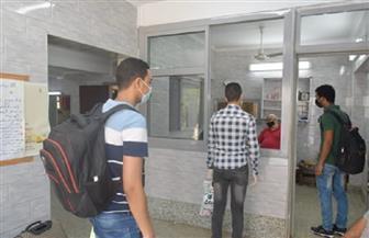 بدء تسكين طلاب جامعة القاهرة المغتربين بالمدن الجامعية خلال الامتحانات   صور