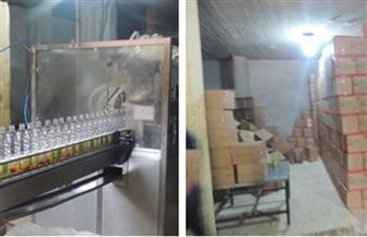 حماية المستهلك تناشد المواطنين شراء المنتجات من مصادر موثوقة بعد ضبط مصنع زيت غير مرخص