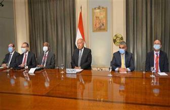 وزير الخارجية يشارك بجلسة مجلس الأمن حول ليبيا |صور