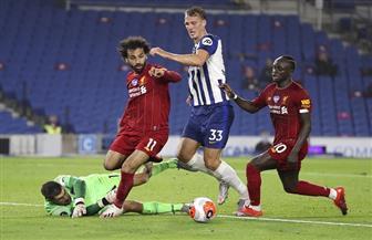 رقم جديد لمحمد صلاح بقميص ليفربول في الدوري الإنجليزي