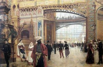 كيف وضعت القلل القناوي وتماسيح المنازل والأزياء في معرض باريس نهايات القرن الـ19؟ | صور