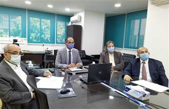 نائب وزير الإسكان يناقش مع شركاء التنمية مشروعات التعاون المشترك في قطاع مياه الشرب والصرف الصحي |صور