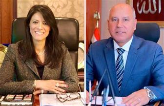 """وزيرا النقل والتعاون الدولي يبحثان مع البنوك والمؤسسات الأجنبية والعربية والإفريقية تدعيم التعاون في """"النقل"""""""