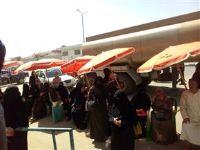 مرسى مطروح: تقدم 261 لحجز 82 وحدة سكنية بحي الزهور   صور