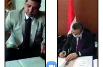 جامعة مطروح: توقيع بروتوكول تعاون مع الهيئة العامة لتعليم الكبار |صور
