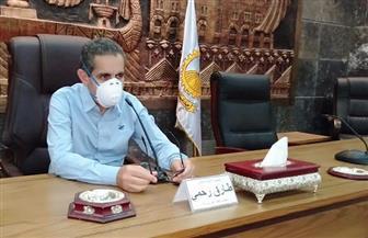 محافظ الغربية: دعم قطاع الصحة لتقديم خدمة مميزة.. ومخاطبة «الوزراء» لإنهاء تطوير «صدر المحلة» |صور