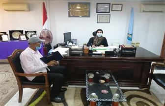 رئيسة مدينة سفاجا تعلن إنشاء وحدة لحقوق الإنسان لتلقي شكاوى المواطنين بمجلس المدينة | صور