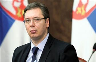 الرئيس الصربي يؤكد ثبات موقف بلاده الداعم للقضية الفلسطينية