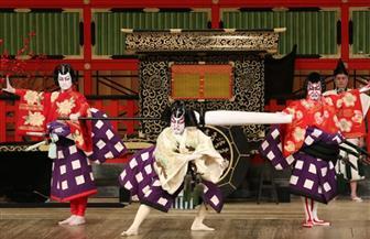مسرح الكابوكي التقليدي الياباني يستأنف نشاطه بعد توقف 5 أشهر بسبب كورونا