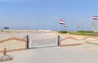تشديدات أمنية لمنع دخول شواطئ مصيف بلطيم بكفرالشيخ في ثاني أيام العيد والمحافظ يشيد بالتزام المواطنين| صور