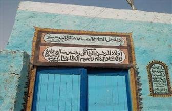 لأول مرة منذ قرون عديدة.. توقف رسومات الحج علي جدران منازل الصعيد | صور