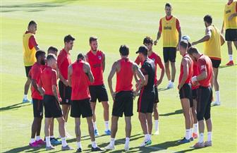 حالتا الإصابة بكورونا في أتليتكو مدريد تخص لاعبين