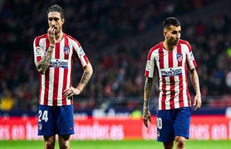أتليتكو مدريد يكشف هوية لاعبيه المصابين بكورونا وخطة الفريق لمواجهة لايبزيج