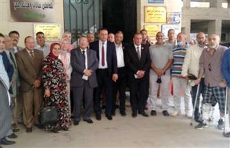 """""""البدوي"""": غرفة عمليات باتحاد عمال الإسكندرية لمساعدة العمال في انتخابات الشيوخ"""