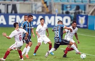 جريميو يتغلب على فلومينينسي في الدوري البرازيلي