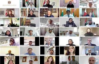 """الإيسيسكو تشارك في إطلاق المعرض الإماراتي """"تعايش مبني على المعرفة"""""""