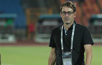 فايلر يعقد محاضرة مع لاعبي الأهلي قبل انطلاق مران اليوم