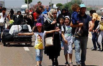 موسكو: عودة 456 لاجئا سوريا من لبنان خلال 24 ساعة