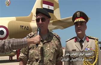 مصر تواصل فتح الجسر الجوي لإرسال  المساعدات العاجلة إلى لبنان