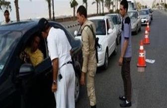 تحرير 604 مخالفات مرورية في حملة بطرق وشوارع الغربية